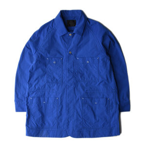 "BUKHT Work Jacket ""Blue"""