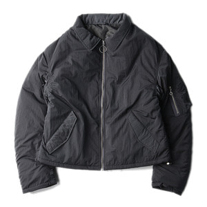 "CLAMP Flight Jacket ""Gray"""