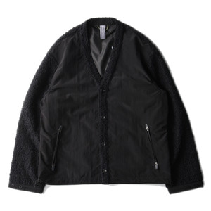 "UNAFFECTED V-Neck Cardigan ""Black""(28일 발매)"