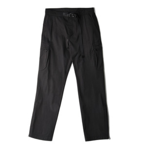 "UNAFFECTED Utility Fisherman Pants ""Black""(28일 발매)"