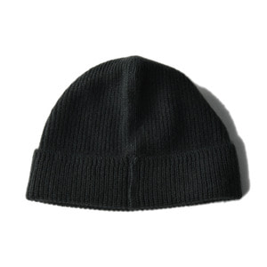 "KAPTAIN SUNSHINE Cashmere Watch Cap ""Field Green"""