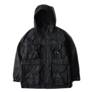 "East Logue Smog Parka ""Black Watch"""