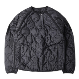 "EASTLOGUE Quilting Sweat Jumper ""D.Navy"""