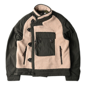"EASTLOGUE Motorcycle Jumper ""Beige"""
