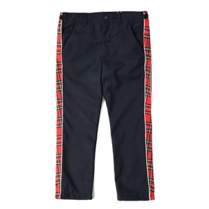 "AIE Polyester Dry Serge MB Pants ""Dk. Navy"""