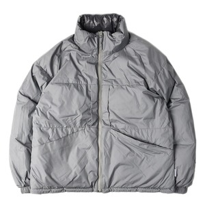 "LIFUL Gross Reversible Down Parka ""Gray"""