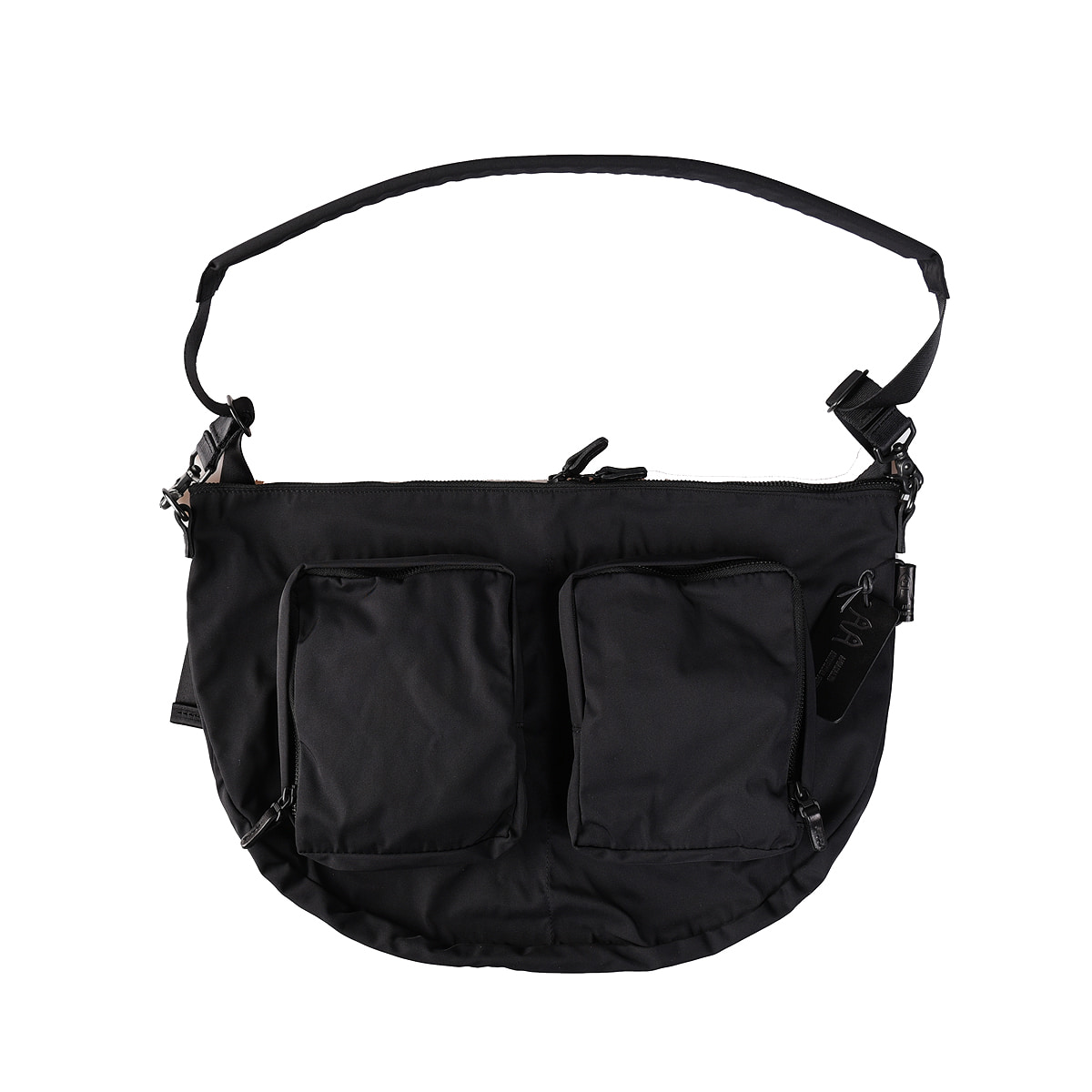 "AMIACALVA Body Bag ""Black"""