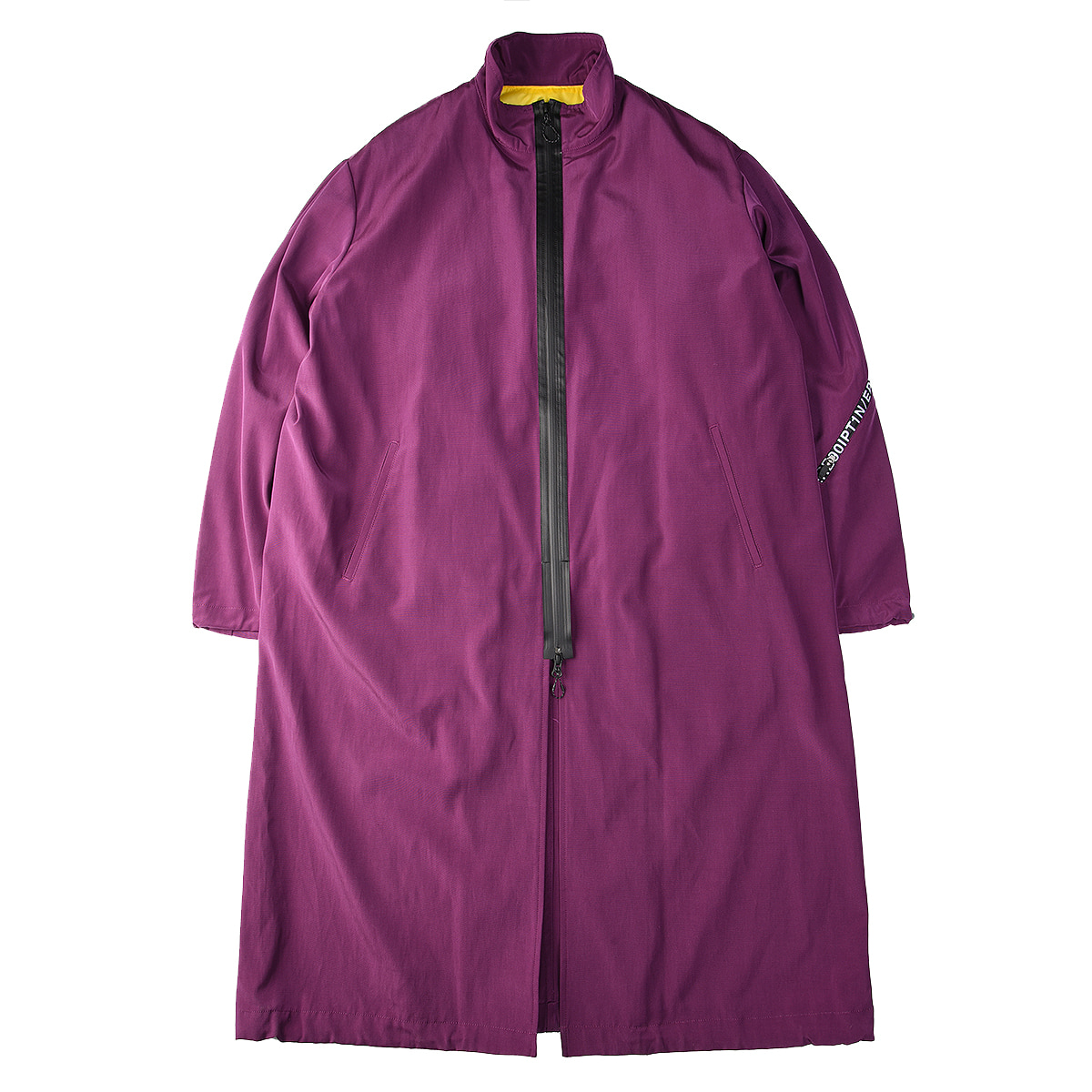 "SOE Tall Wind Breaker with Removable Liner ""Purple"""