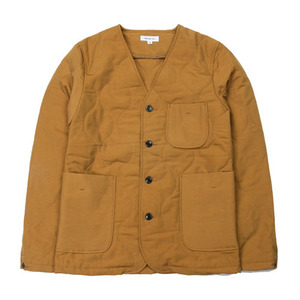 "Ordinary Fits Quilting Jacket ""Beige"""