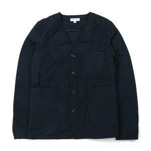 "Ordinary Fits Quilting Jacket ""Navy"""