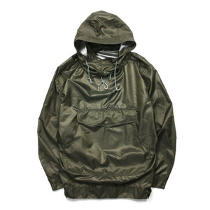 "Ooparts Summer Anorak ""Olive"""