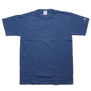 "Champion Made In USA Basic T-Shirts ""Blue"""