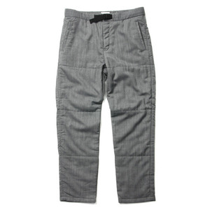 "Still by Hand Thinsulate Pants ""Grey"""