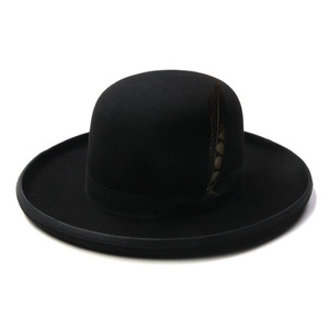 "Brixton - Limited Collection RANCHO Ltd. Fedora ""Black"""