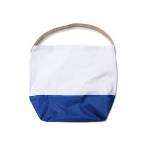 "July Nine Regular Sushi Sack 18"" Two-Tone ""White&Blue"""