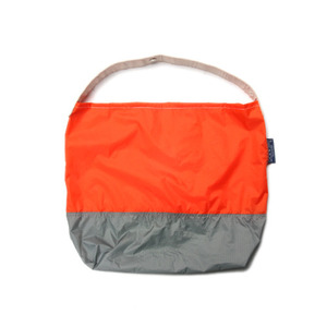 "July Nine Regular Sushi Sack 18"" Two-Tone ""Orange&Grey"""