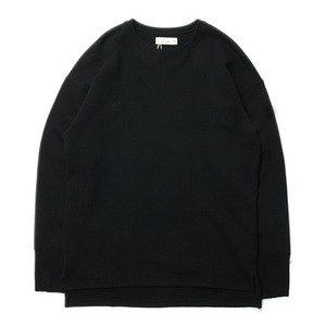 "RDV O GLOBE Romeo Cotton Sweat Shirts ""Black"""
