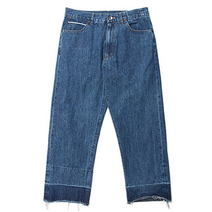 "KIIT 10oz Denim Loose Straight Denim ""Indigo Bio"""
