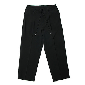 "KIIT Strech W Cloth Easy Wide Trouser ""Black"""