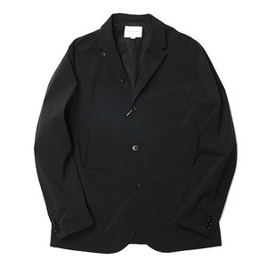 "Still by Hand Airy Waterproof  jacket ""Black"""