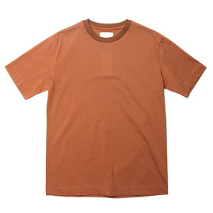 "Still by Hand Ringer T-Shirt ""Brick"""