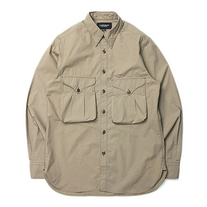 "East Louge Utility Shirt ""Stone"""