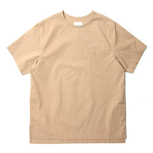"Gramicci Weather Tee ""Sand"""