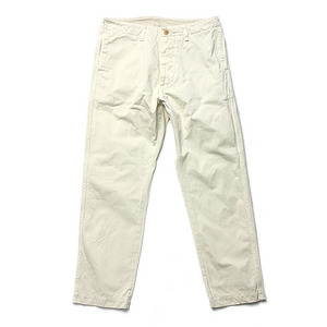 "Ordinary Fits Barefoot Trouser ""Cream"""