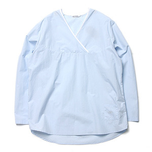 "NEITHERS Medical Shirt ""Sky Blue"""