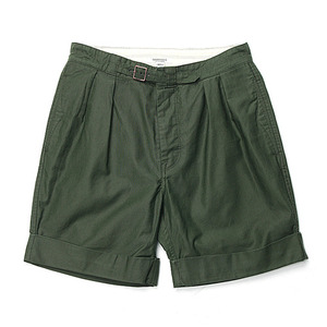"East Logue Gurkha Shorts ""Olive Drab"""
