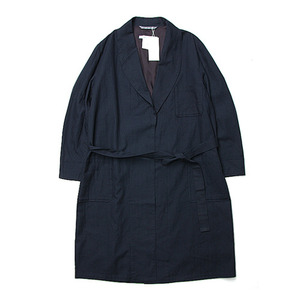 "CHILDREN OF THE DISCORDANCE Bandana Kimono Robe Coat ""Navy"""