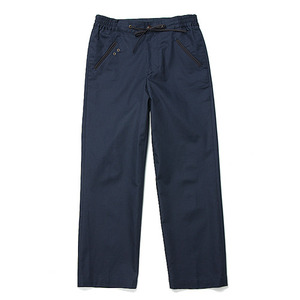 "Qlad Museum Inno Leisure Relaxed Easy Pants ""Navy"""