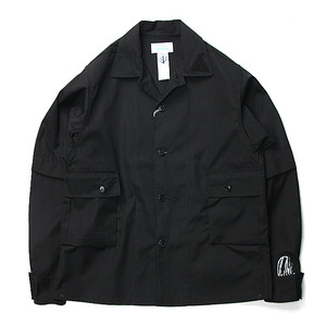 "Hombre Niño x Corona Explorer 2way Jacket ""Black"""