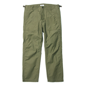 "Ordinary Fits New Bare Foot Fatigue Pants ""Olive"""