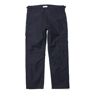 "Ordinary Fits New Bare Foot Fatigue Pants ""Navy"""